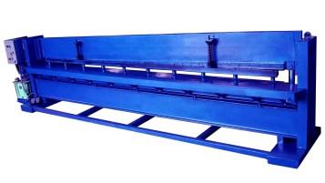 6m hydraulic cutting or shearing machine with foot control