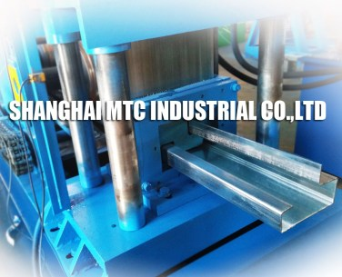 container house section roll forming machine