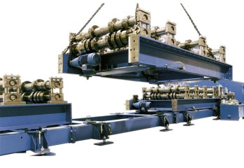 cassette roll forming machine