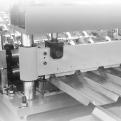 Metal Roofing Roll Forming Machine Equipment