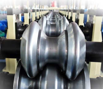 crash barrier roll forming machines