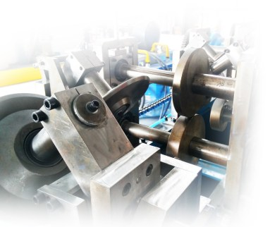 CZ CHANNEL ROLL FORMING MACHINE