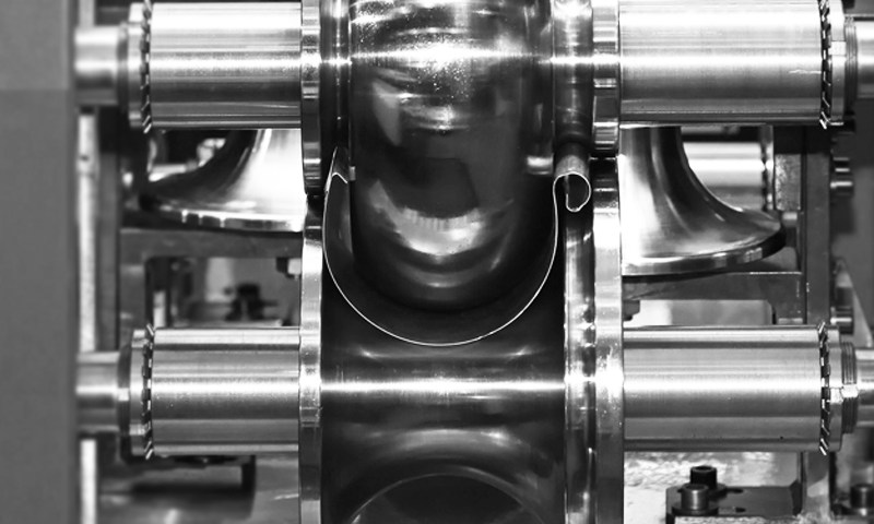 roll forming tool