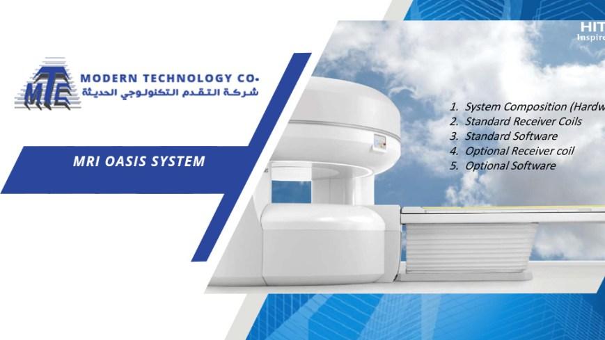 MRI Oasis System
