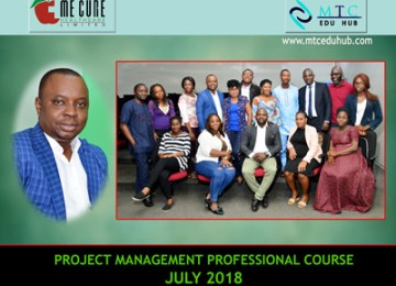 PMP Course July 2018