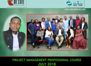 PMP Course July 2018 7