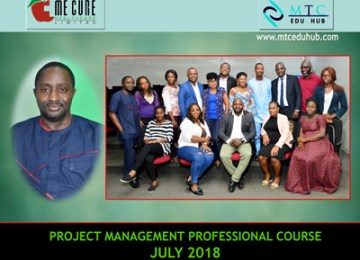 PMP Course July 2018 6