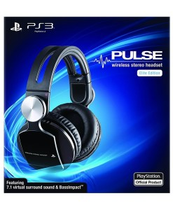 Playstation 7.1 Pulse ELITE Wireless Headset PS3 PC PS4 VITA
