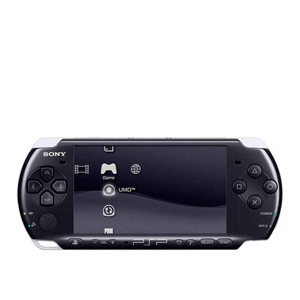 Playstation Portable PSP-3001 Black PSP3001PB