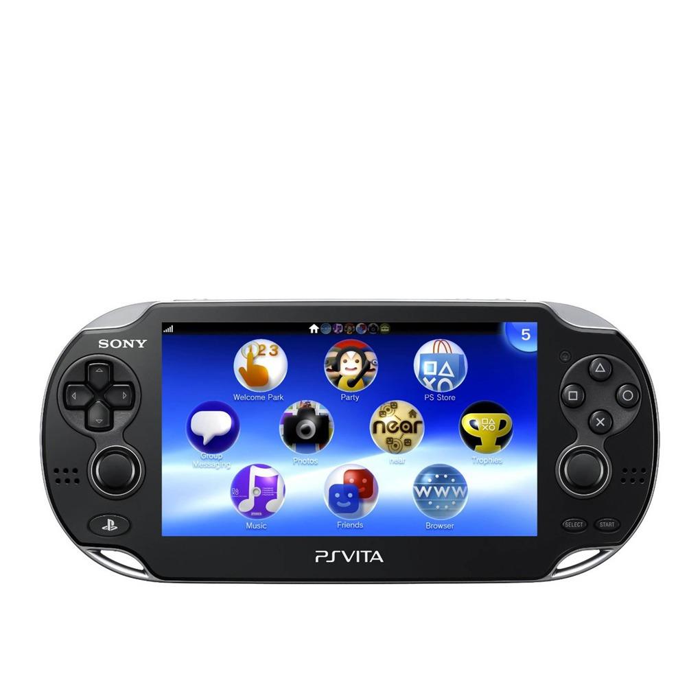 PS Vita Console WiFi\3G PCH1101
