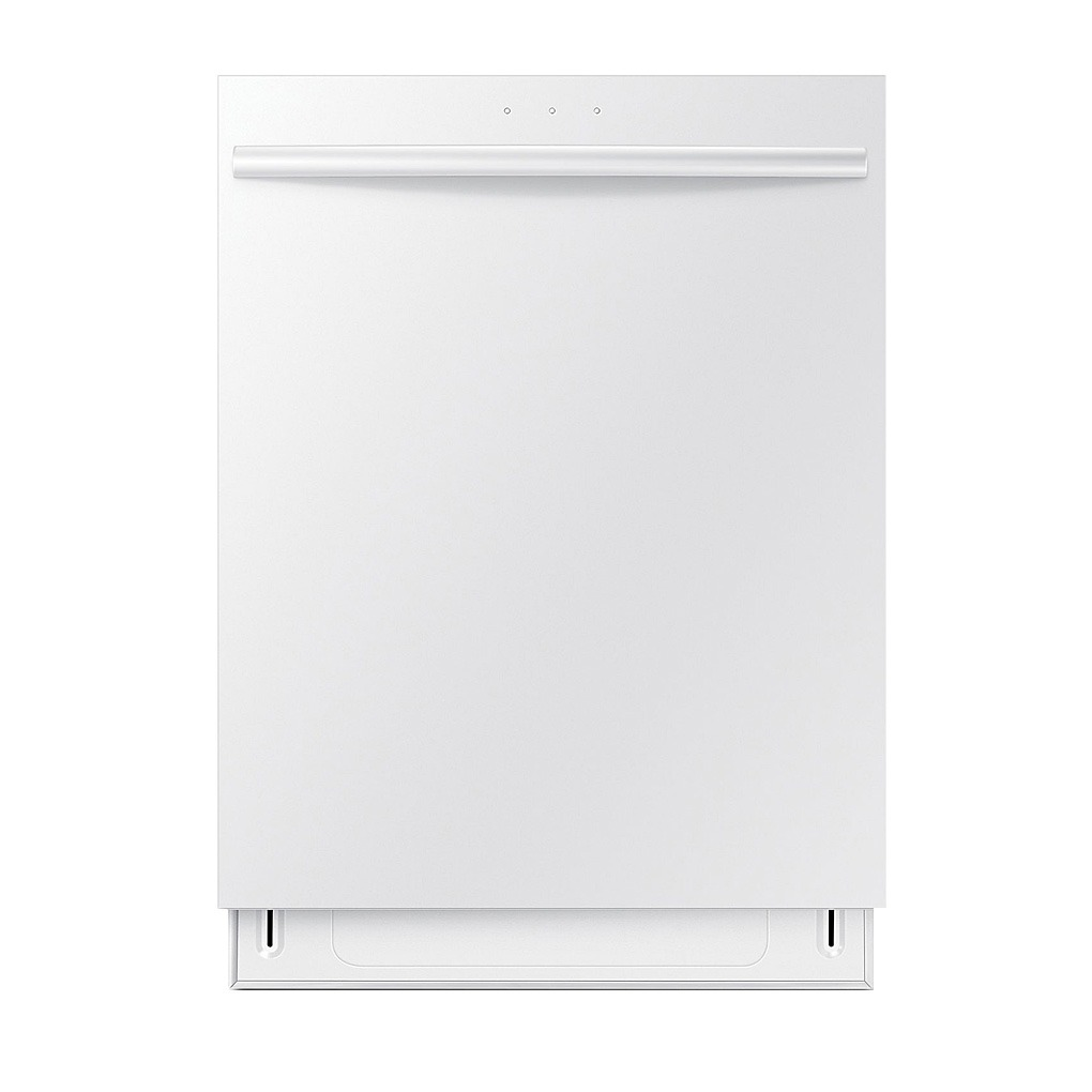 Samsung 48 dBA Dishwasher White DW80F600UTW