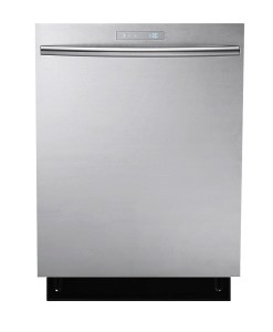 Samsung 42 dBA Waterwall Dishwasher Stainless Steel DW80H9950US