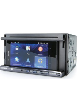 Sony XSPN1BT NFC Bluetooth Smartphone Cradle CD In-dash Receiver