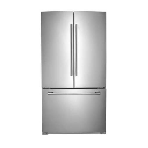 Samsung 25.6 cu.ft 3-Door French Door Refrigerator Stainless RF26HFENDSR/AA