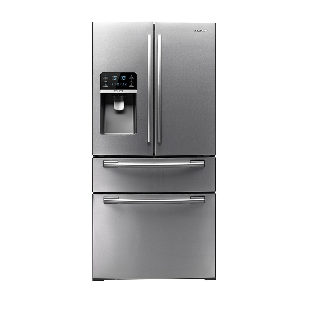 Samsung 255 Cuft 4 Door French Door Refrigerator Stainless Steel