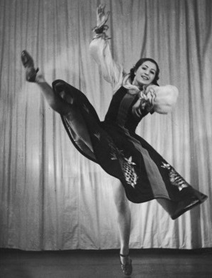 Франциска Манн — исполнительница смертельного стриптиза в Освенциме