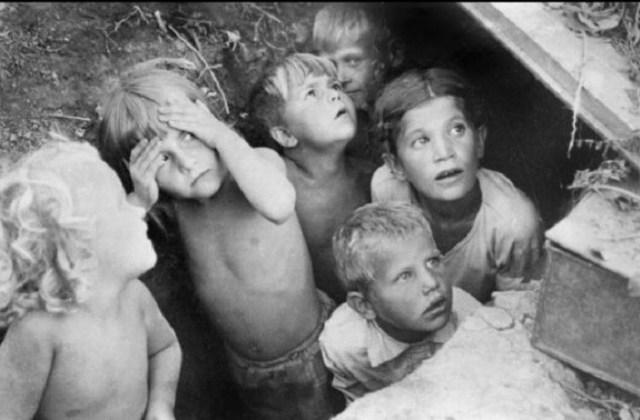 Первый день войны война, фото, фотокорреспондент
