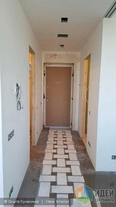 """Продолжаем ремонт в квартире """"с пятью ванными комнатами"""""""