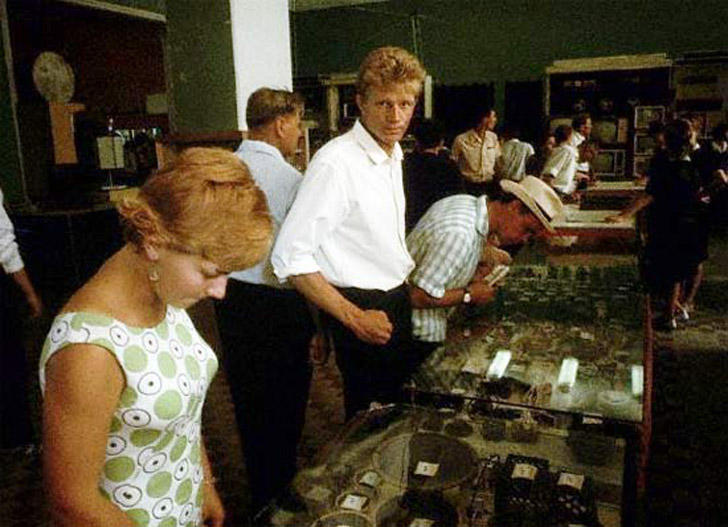 Советская торговля (фото) - вот как это было