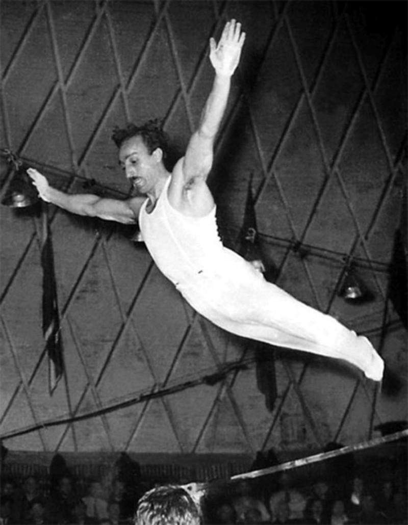 Как олимпийцы сражались за Родину СССР, история, спорт, фото