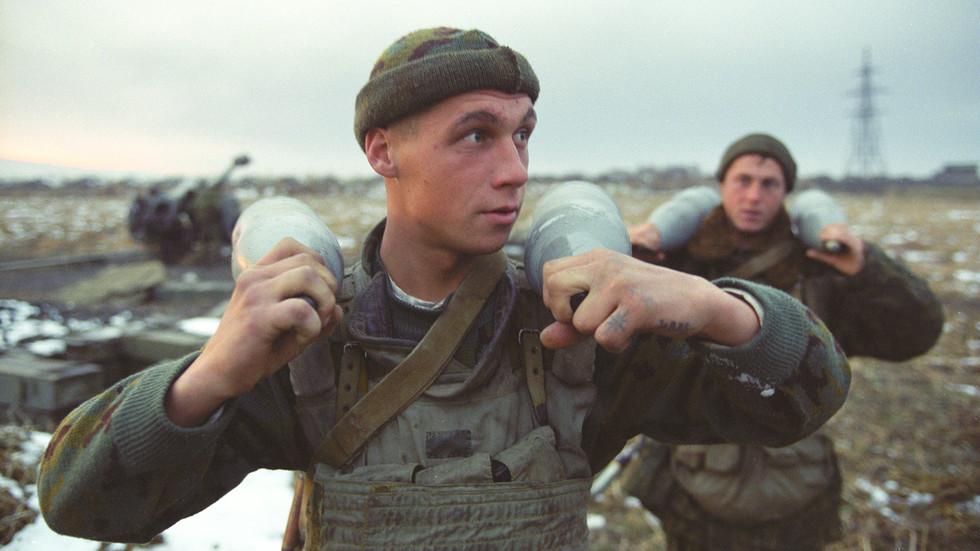 Фото © РИА Новости/Владимир Вяткин