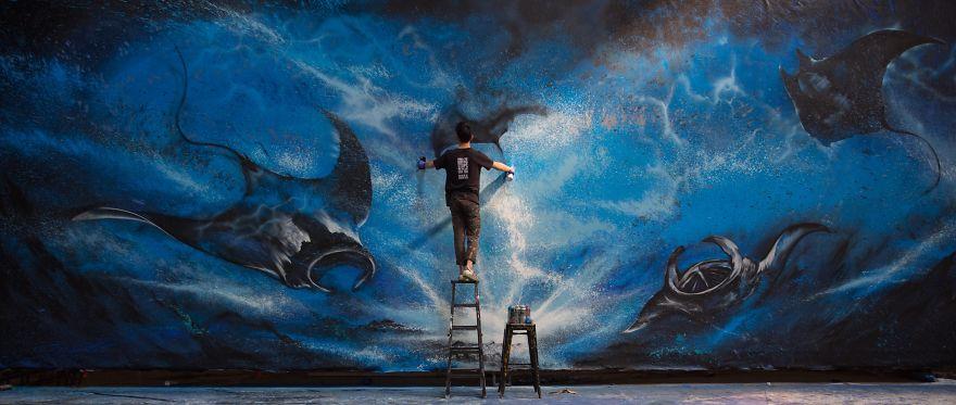 Искусство превращать хаос в красоту