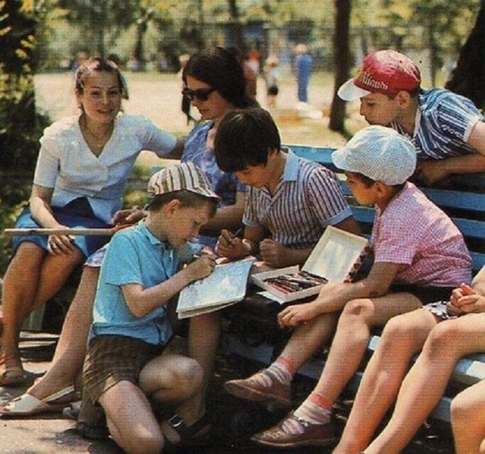 Советское детство было самым счастливым (картинки,фото)