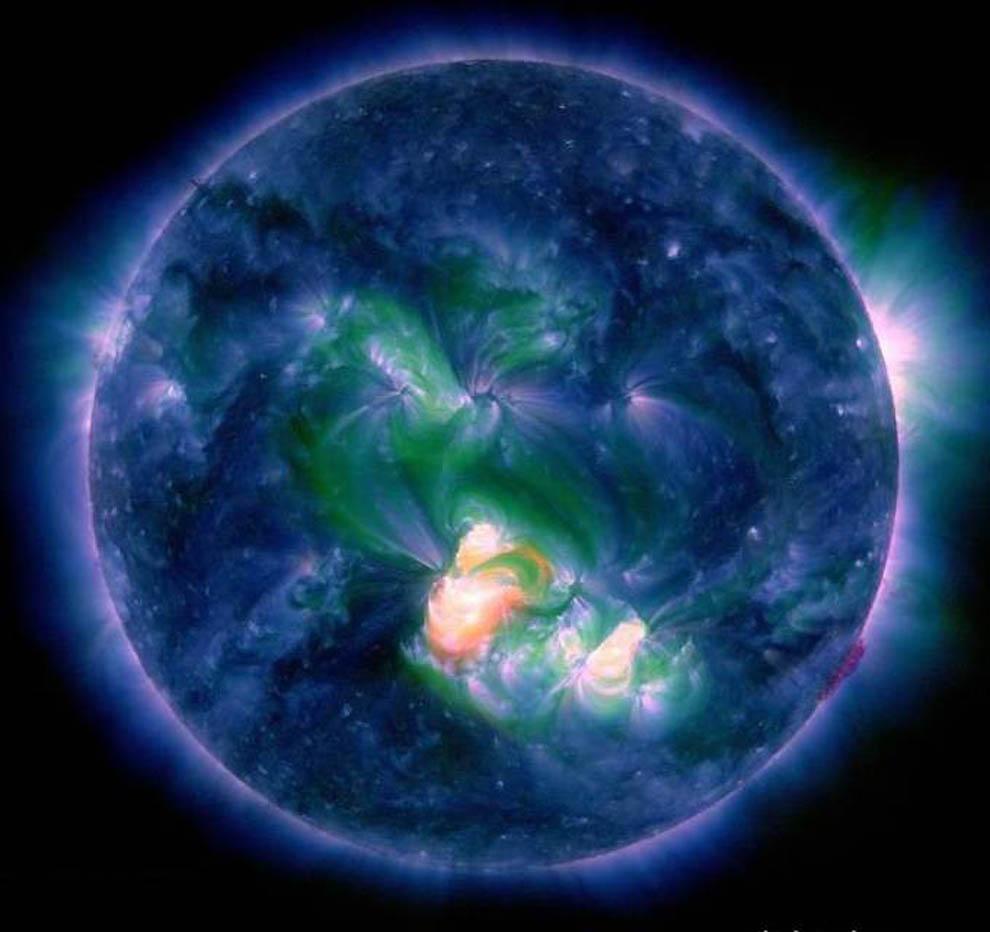 6132 Лучшие фотографии на космическую тематику за июнь 2012