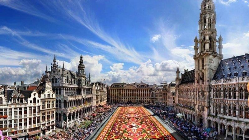 Бельгия будущее, интересное, мир, страны мира