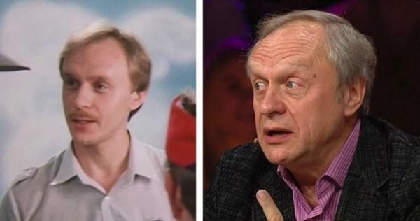 Юрий Григорье играл профессора Селезнева