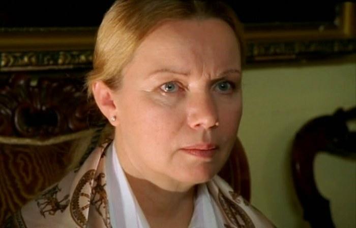 Валентина Теличкина в сериале *Бригада*, 2002   Фото: kino-teatr.ru