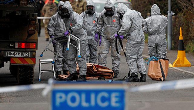 Скрипалей траванули НАТОвским токсином
