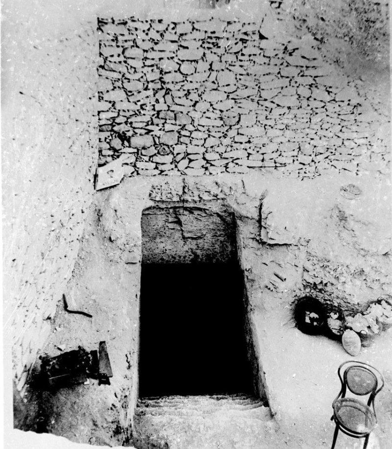 Золотой саркофаг. Джордж Герберт, Тутанхамон, египет, интересное