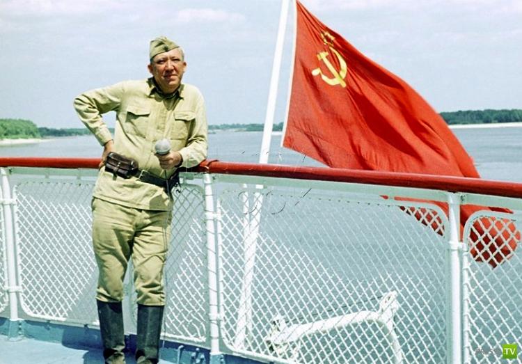 Любимые советские актеры - участники Великой Отечественной Войны (55 фото)