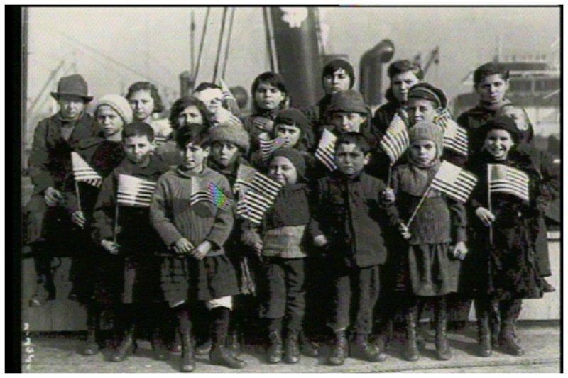Американская мечта.. начало.. америка, иммигранты, исторические фото, история, остров Эллис, факты