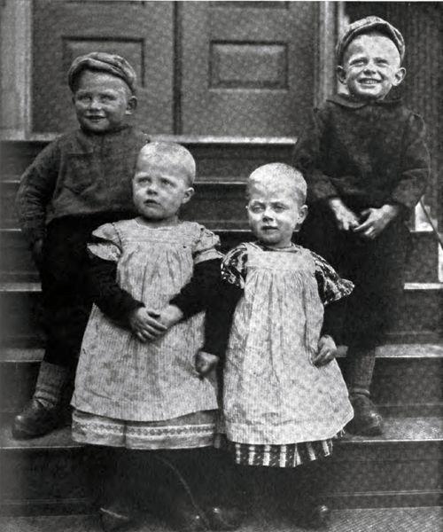 Из Германии америка, иммигранты, исторические фото, история, остров Эллис, факты