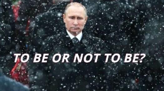 """Определяющий момент для Путина. """"Господин Президент, это Ваш звонок. Ваш выбор!"""""""