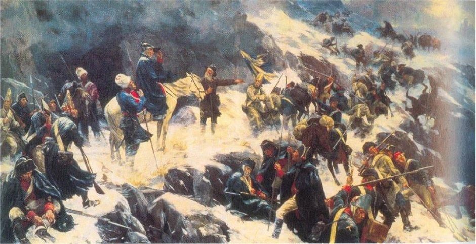 Суворов против Наполеона
