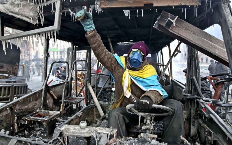 Украина перешла от управляемого хаоса к неуправляемому