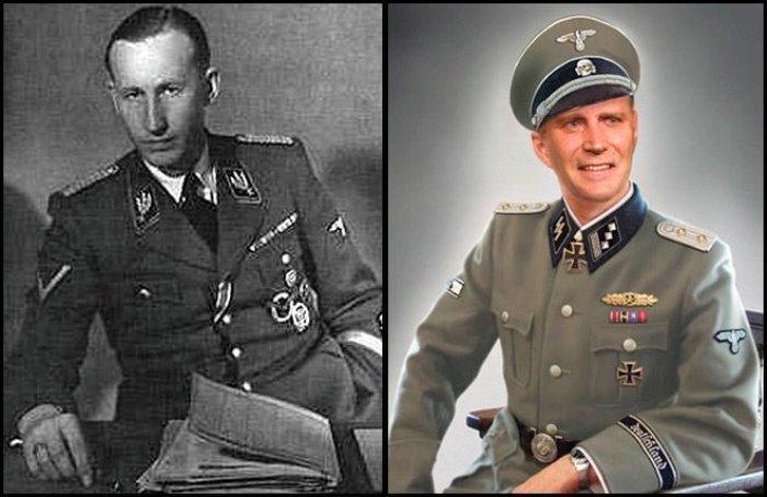 HUGO BOSS - личный стилист Гитлера и создатель униформы нацистов Hugo Boss, гитлер, нацист, стилист, униформа