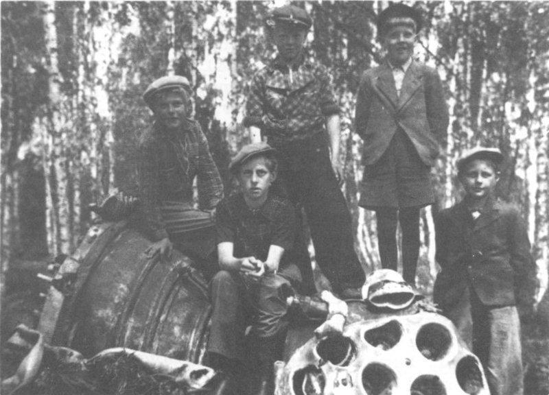 Финал фау-террора война, история, фау-2