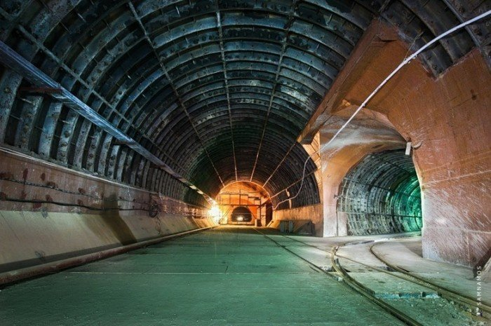 12. Ускоритель элементарных частиц СССР, архитектура, аэс, маяк, проект, строительство, факты