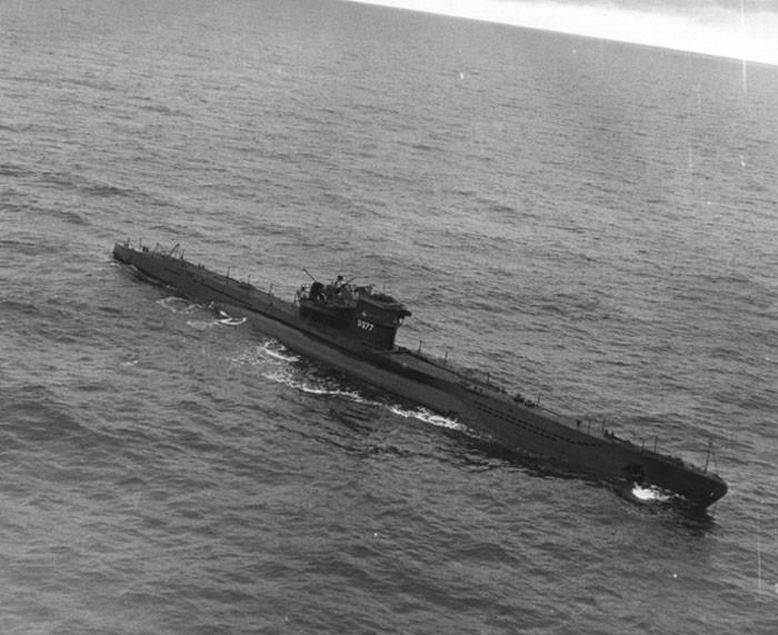 U-977 вторая мирова война, история