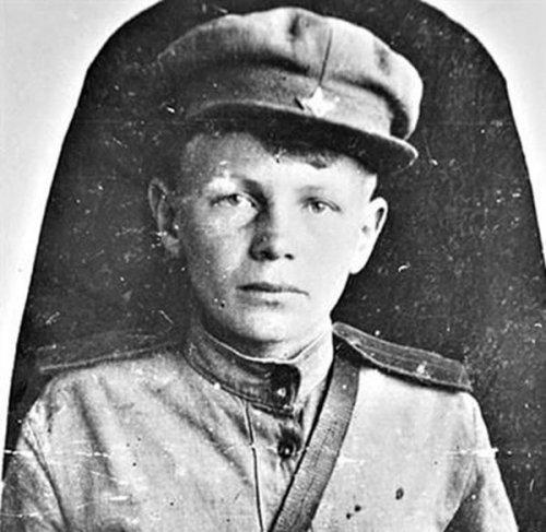 Юный герой: тогда ему было всего 14 лет