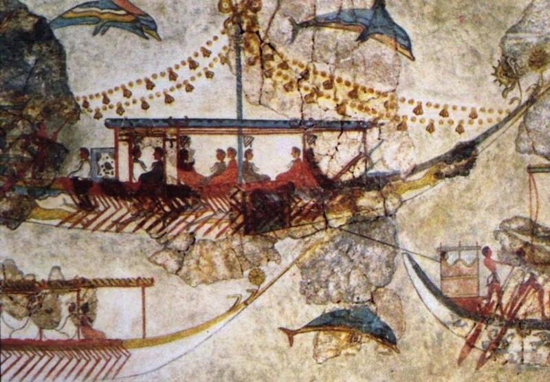 Катастрофа бронзового века другая сторона реальности, загадки, сверхестественное, тайны