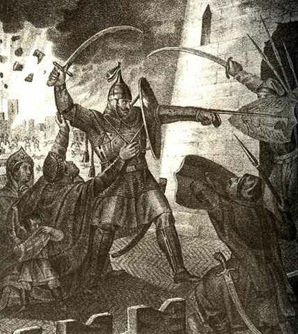 Как Сигизмунд III брал Смоленск Минутка истории от Георгия Zотова, война, история, смоленск