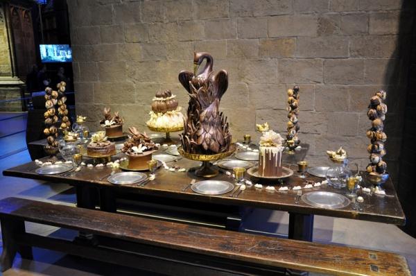 Удивительный музей Гарри Потера ....
