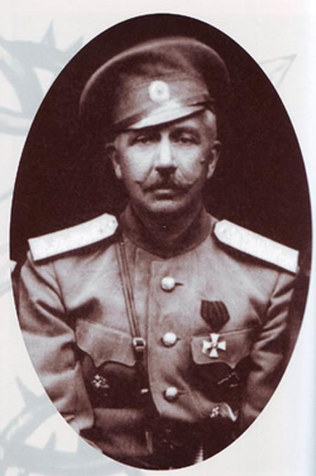 Атаман ВВД, генерал от кавалерии П.Н. Краснов. Коллаборационисты и их участь