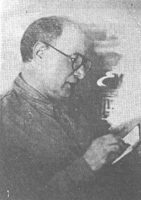 Яков Ядов - автор слов песни «Мурка». | Фото: jewishnews.com.ua.