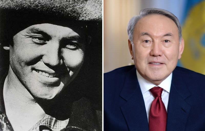 Нурсултан Назарбаев. Политики в молодости: вот как они выглядели (фото)